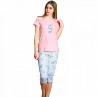 Pijamale Dama Vienetta Model 'Be a Unicorn'