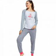 Pijamale Dama Vienetta Model 'My Sweety Dreams' Light