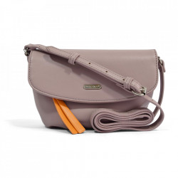 Geanta dama piele ecologica DAVID JONES ZR500CM6015GEPALE PURPLE