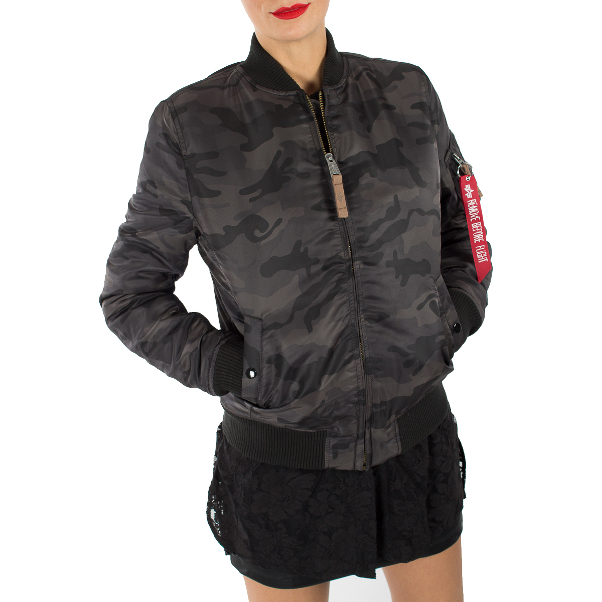bomber donna Alpha Industries