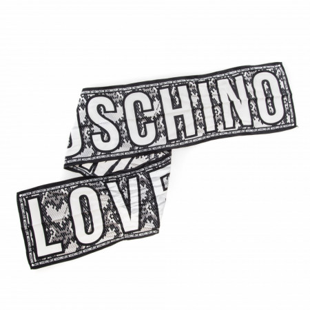 Moschino Love borsa con foulard