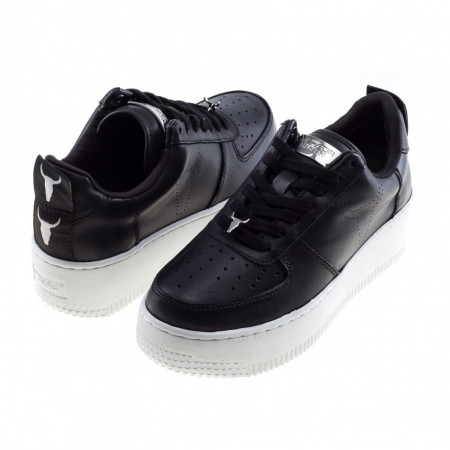 Windsor Smith Racerr sneakers platform donna nere