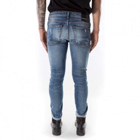 jeans slim uomo