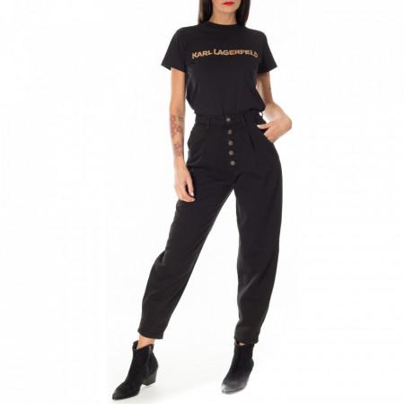 jeans-vita-alta-donna-nero