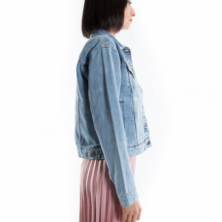 giubbotto di jeans donna