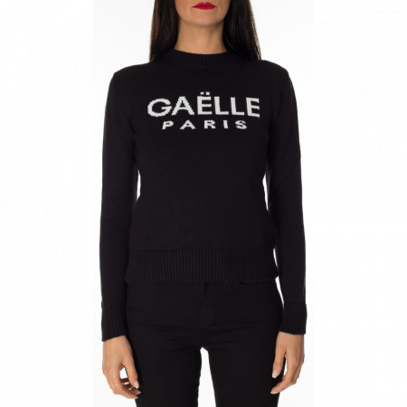 Gaelle-pullover-lana-logato