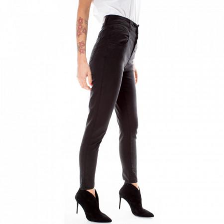 pantalone-nero-vita-alta-skinny-donna