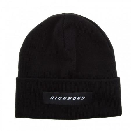 John Richmond cappello nero in lana