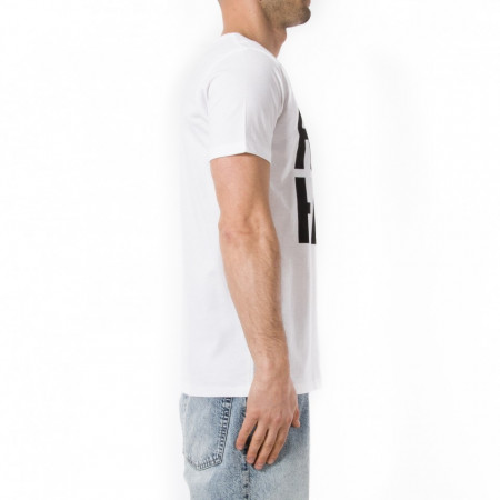 Happiness t shirt uomo con scritta