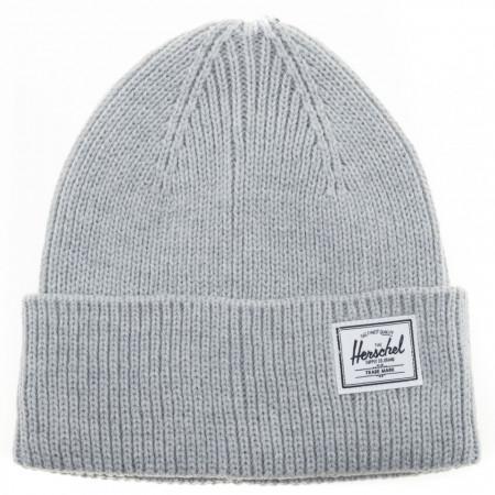 herschel-cappello-lana-grigio