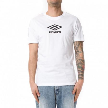T Shirt Sportiva Bianca Uomo Umbro wuPXkZTlOi