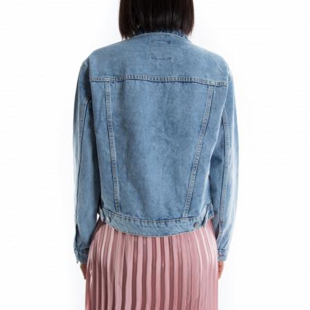 giubbotto di jeans donna estivo