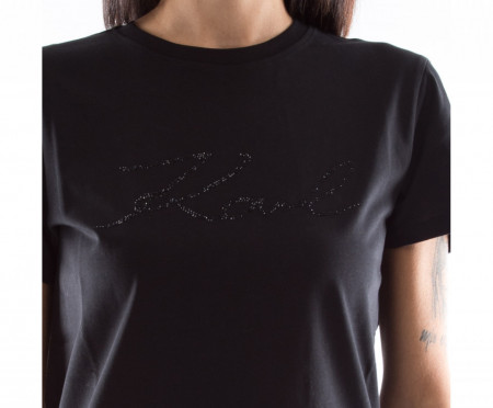 karl-lagerfeld-t-shirt-donna-signature
