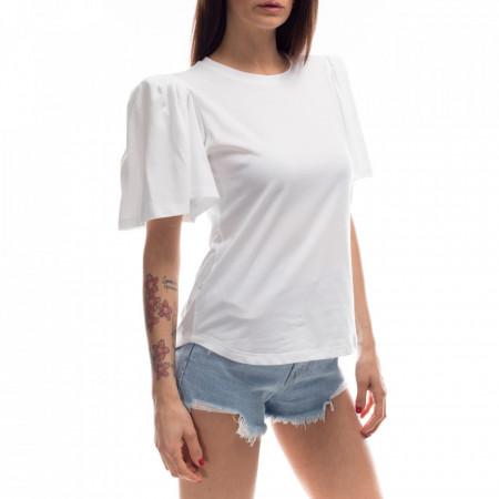 jijil-t-shirt-biaca-maniche-sbuffo