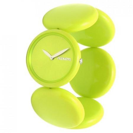Nixon orologio donna giallo