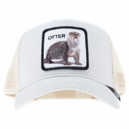 Goorin bros cappello trucker otter beige