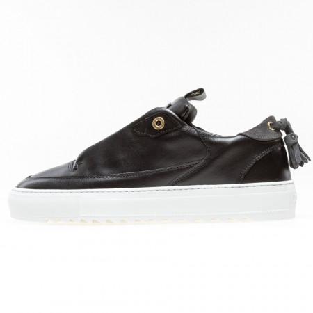 mason garments high top sneaker