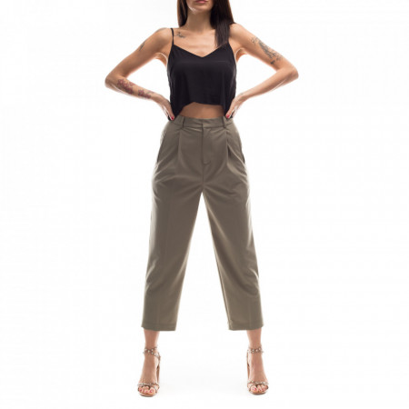 woman-gaucho-pants-green
