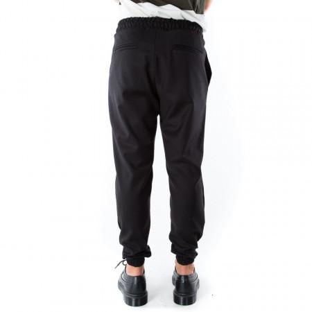 OUTFIT pantalaccio nero da uomo