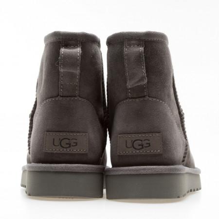 UGG stivali mini classic grigi