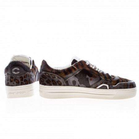 Crime-London-sneakers-basse-donna-animalier