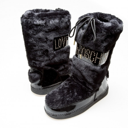 design di qualità 512d2 f6fb9 Moschino Love stivali da neve donna