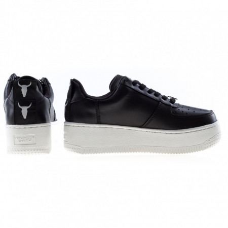 Windsor Smith Racerr sneakers platform donna nere immagini