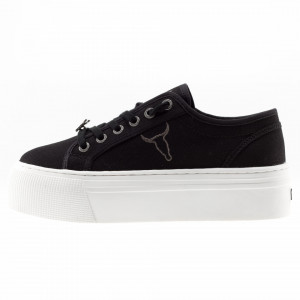 Windsor Smith Ruby sneakers nere
