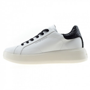 Crime London sneakers bianche level up