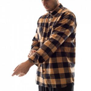 edwin-men-check-shirt