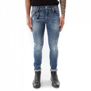 Gaelle jeans uomo skinny