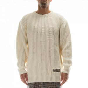Gaelle-maglione-bianco-uomo