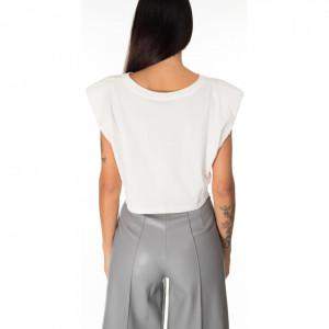 t-shirt-con-spalline-bianca