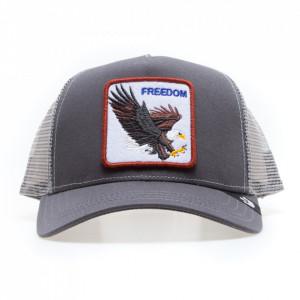 Goorin cappello aquila grigio