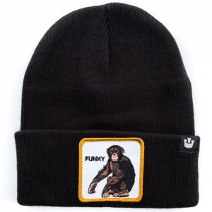 Goorin cappello in lana scimmia