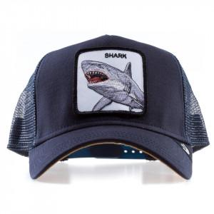 Goorin cappello squalo blu