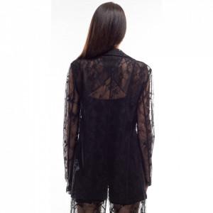 lace-fabric-black-blazer-woman
