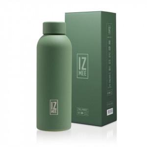 IZmee Full Forest green thermal bottle