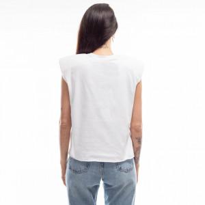 woman-shoulder-strap-t-shirt