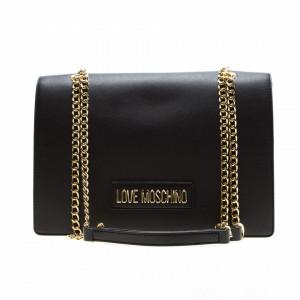 Love Moschino borsa tracolla catena