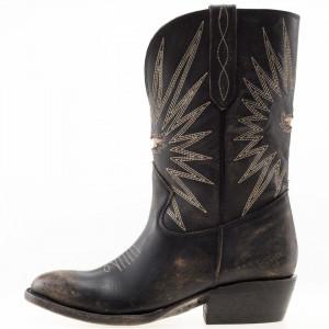 Mezcalero vintage high texan boots