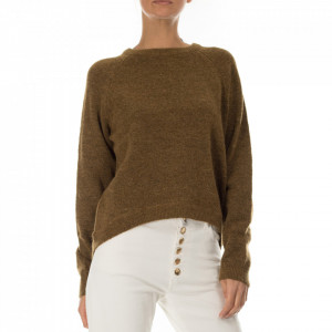 Minimum maglia in lana verde