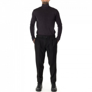 Outfit man trousers with pinces