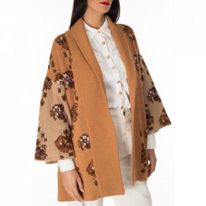 Pinko maxi cardigan kimono