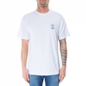 Vans t-shirt Three Point bianca