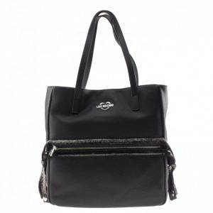 Moschino Love shopping donna nera