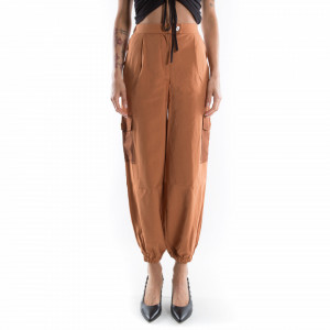 Native Youth pantaloni cargo con tasconi