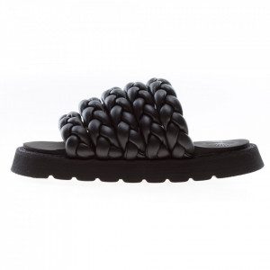 Bruno Bordese sandali bassi neri Rey