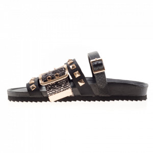 Colors of California studded sandals