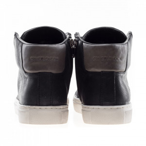 Crime-london-leather-sneakers-high